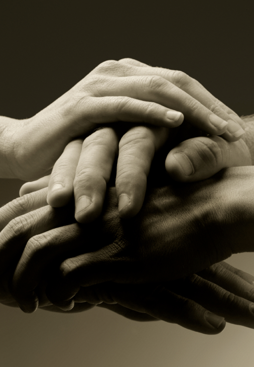 the hands of mutuality